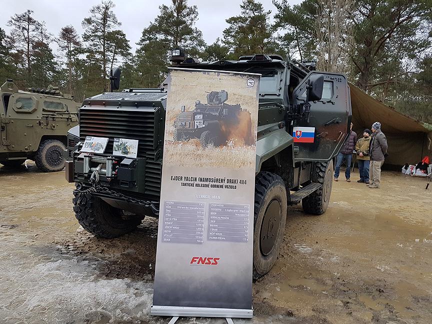 Türk zırhlıları performanslarıyla dikkat çekiyor