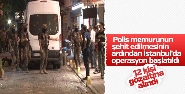 Terörle mücadele ekipleri operasyon başlattı: 12 gözaltı