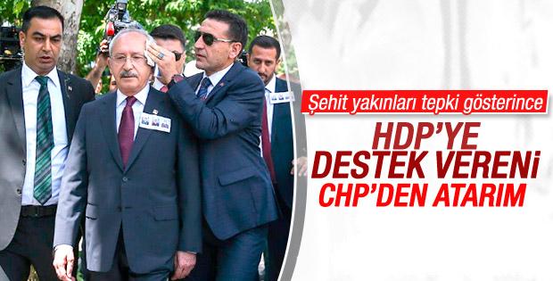 Kemal Kılıçdaroğlu: İmza vereni partiden atarım