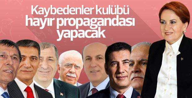 Muhalif MHP'liler hayır platformu kurdu