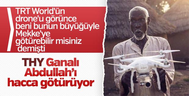 Türkiye, Afrikalı hacı adaylarını Mekke'ye götürüyor