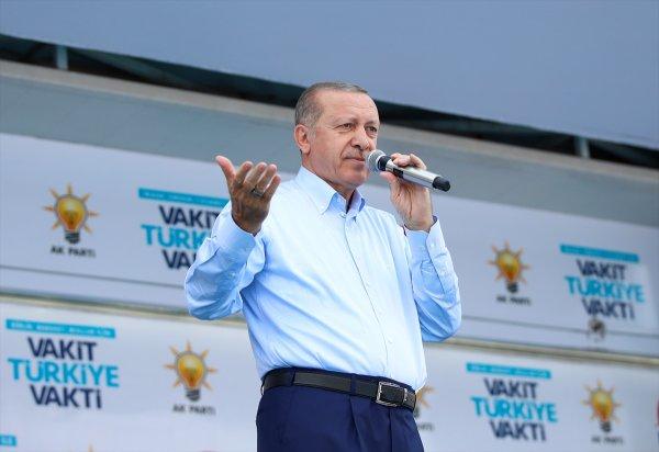 Erdoğan'dan İnce'ye apolet tepkisi