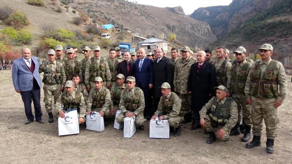 Erzurum'da 30 güvenlik korucusu yemin etti