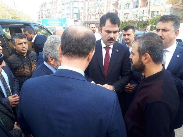 Bakan Kurum'dan vatandaşa: Yapmazsam görevi bırakırım