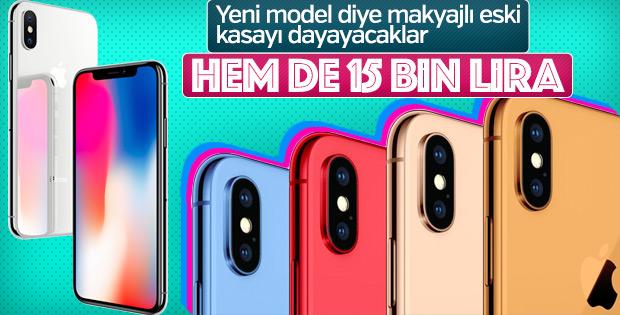 iPhone 9 ve iPhone XS'in Türkiye fiyatı