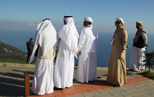 Doğu Karadeniz yaylalarına Arap turist ilgisi