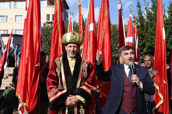 Yavuz Sultan Selim'in Yayladağı'na gelişinin 500. yıl dönümü
