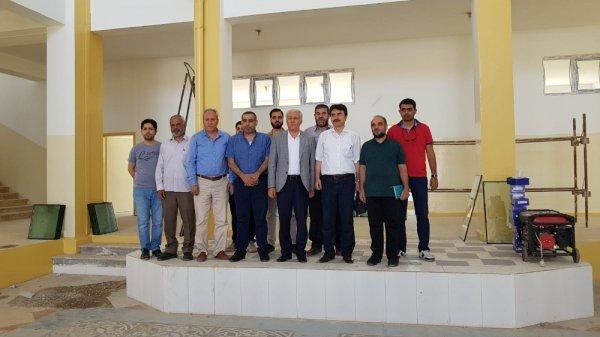 El-Bab 'ta eğitim kampüsü açılacak