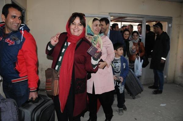 İranlı turistlerin ilk tercihi Türkiye