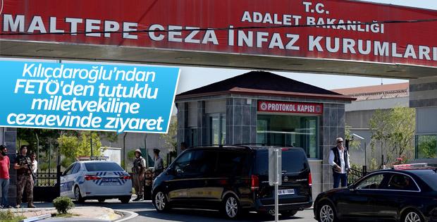Kılıçdaroğlu'ndan Berberoğlu ziyaretinin ardından açıklama