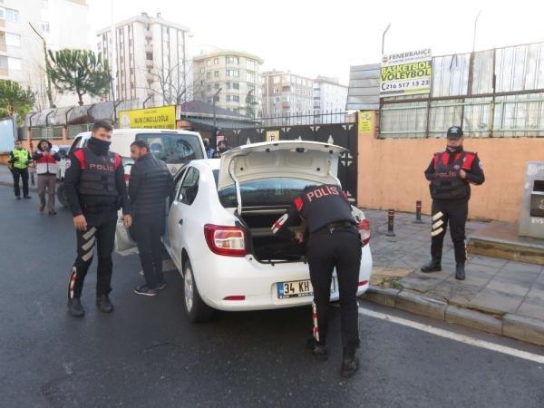 İstanbul'da 2 bin polisle okul denetimi