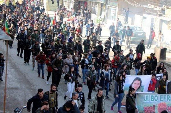 Afrin'deki teröristlerin eziyeti BM raporunda