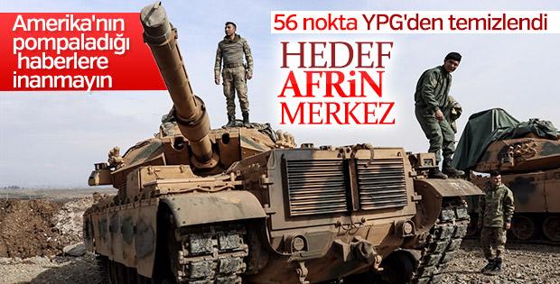 Duraklı ve Yukarı Divan köyü YPG'den temizlendi