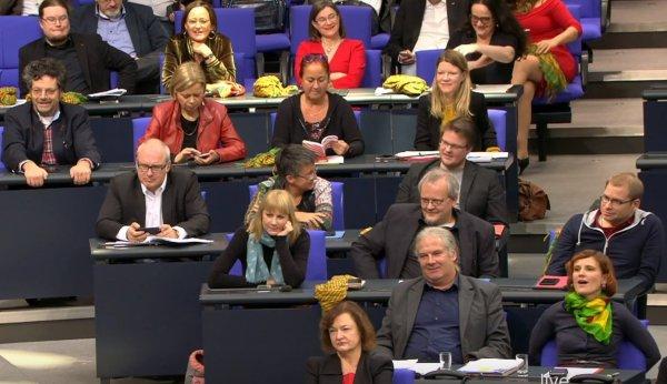 Alman Meclisi'nde Afrin tartışması