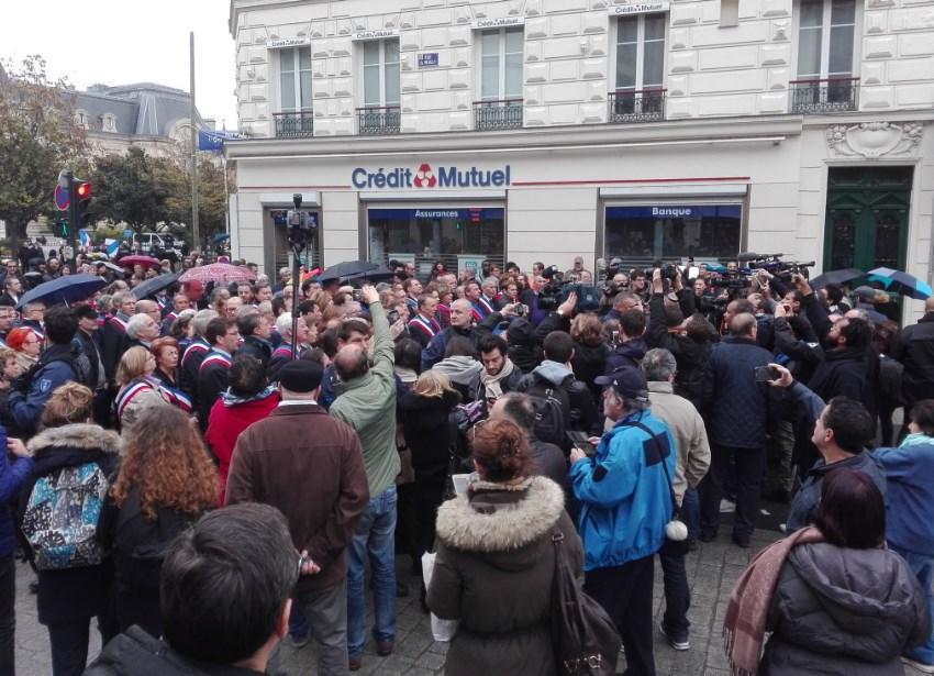 Fransa'da Müslüman karşıtı hareket