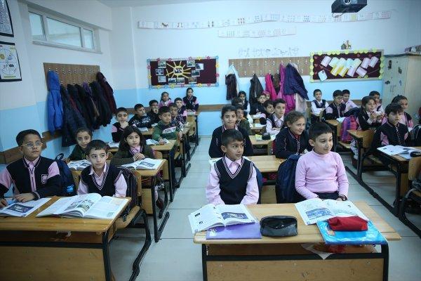 Kilis'te okullar açıldı