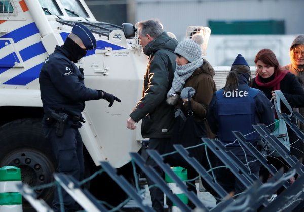 Paris katliamcısı Belçika'da yargılanıyor