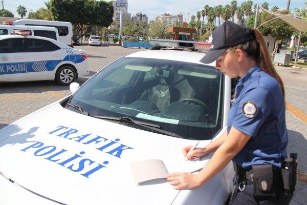 Artık her polis trafik cezası yazabilecek