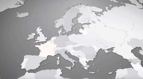 Continental, reklamında Türkiye'yi haritadan sildi