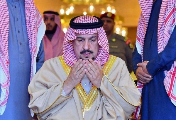 Suudi Arabistan'da yağmur duası