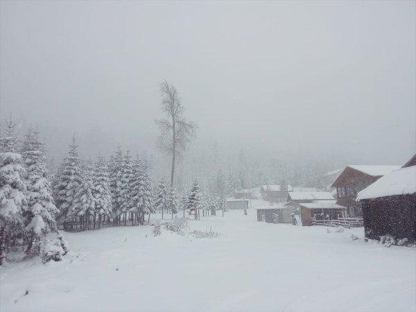 Kar yağışının etkili olduğu yerler
