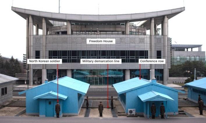 Kuzey Kore, kaçmaya çalışan askerini vurdu