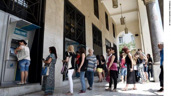 Yunanistan'da sermaye kontrolleri hafifletiliyor