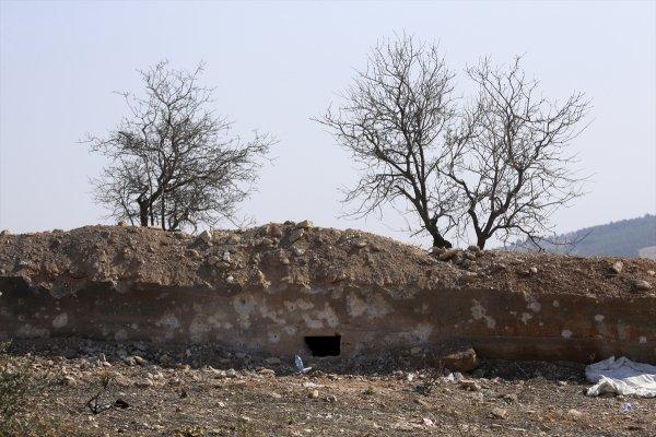 Teröristlerin tünelleri imha edildi