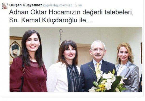 Kılıçdaroğlu ile görüşen kedicikler