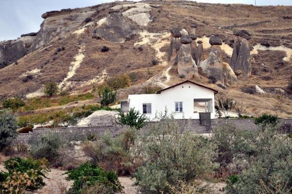 Kapadokya'da kaçak yapılara müsaade edilmeyecek