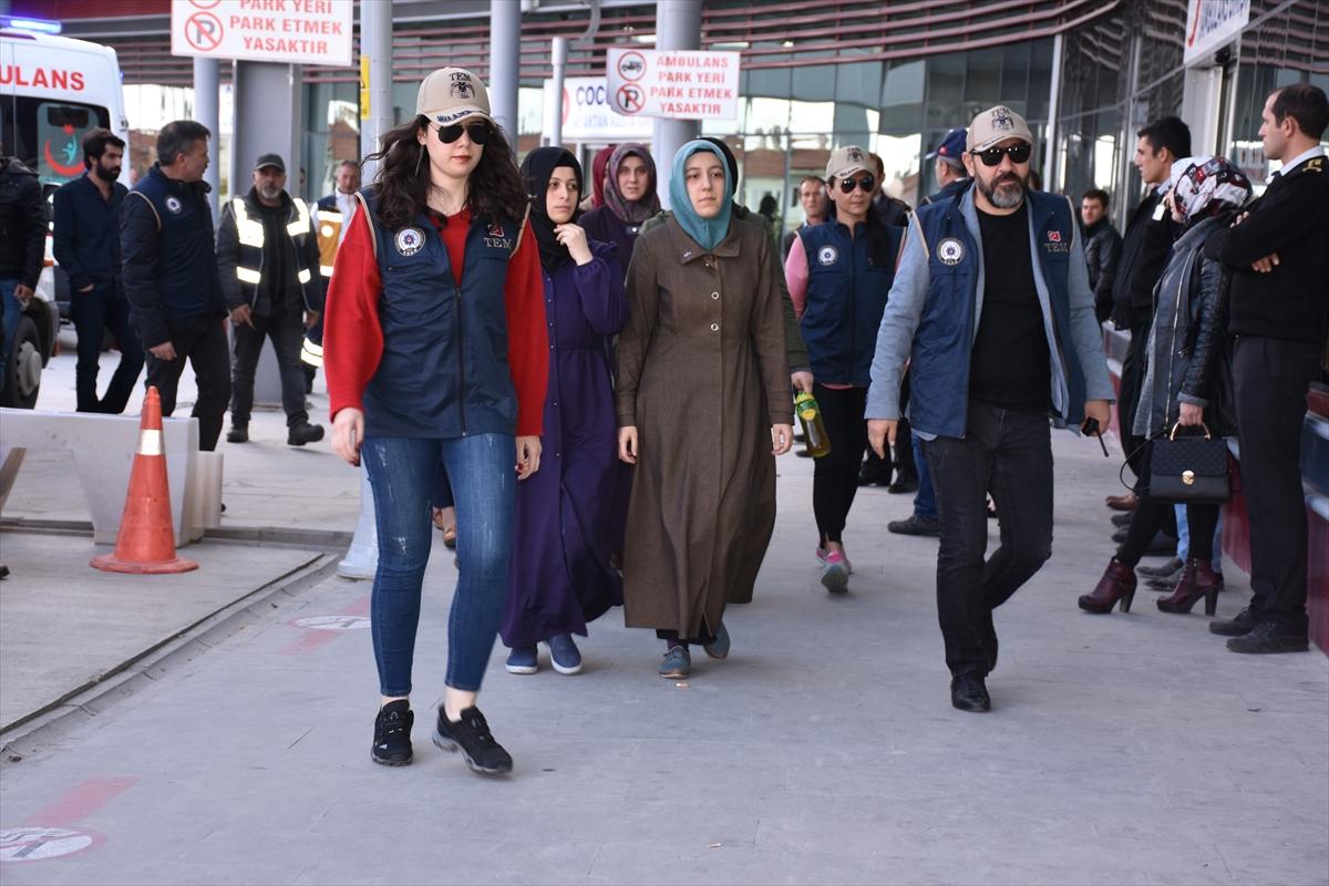 Afyonkarahisar'da FETÖ'nün gaybubet evlerine operasyon