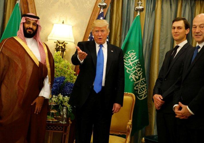 Suud Prensi Selman'dan Filistin lideri Abbas'a çağrı