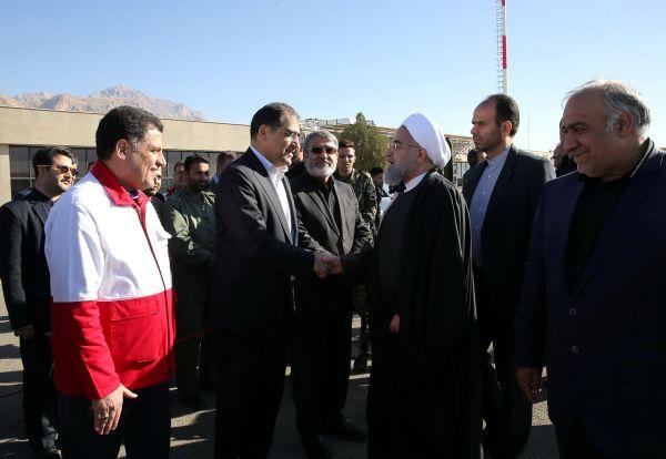 İran Cumhurbaşkanı Ruhani'den Ahmedinejad'a suçlama