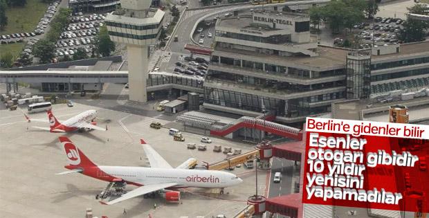 Berlin havalimansız kalma tehlikesiyle karşı karşıya