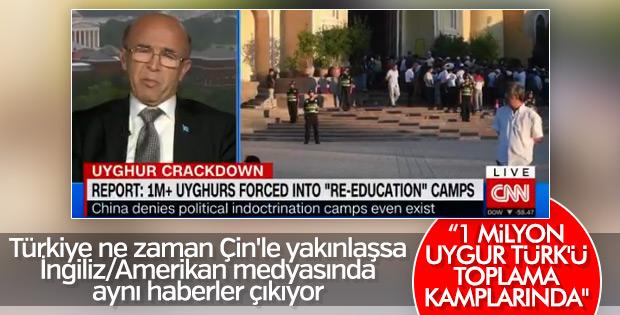 Çin Uygur Türkleri'ni toplama kampına alıyor iddiası