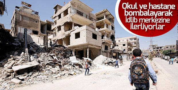 Suriye'de saldırılar artıyor
