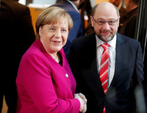 Alman koalisyonunda 'Türkiye' maddesi