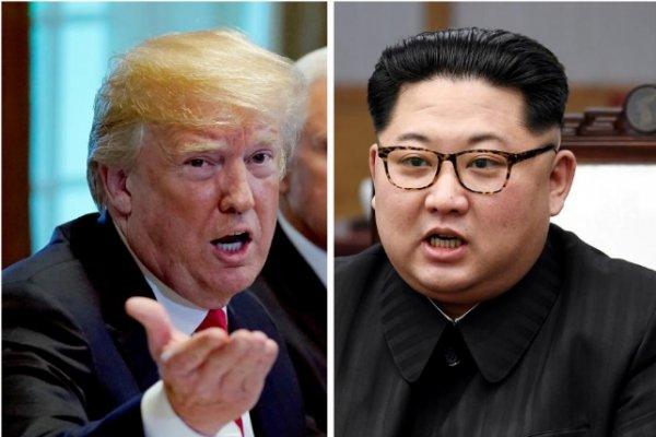 ABD Başkanı Trump Kim ile olacak zirveyi iptal etti