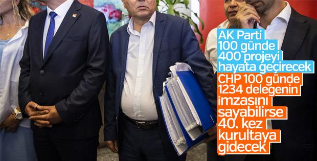 CHP'de kurultay krizi büyüyor