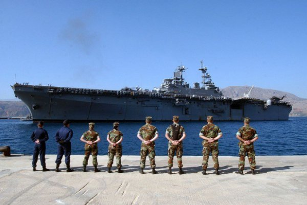 ABD Yunanistan'daki askeri varlığını büyütmek istiyor