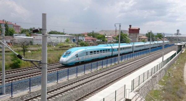 Almanlar Türkiye'ye demiryolu yapacak