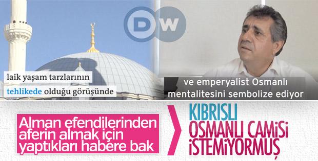 Kıbrıslılar Türk camisini Almanlara şikayet etti