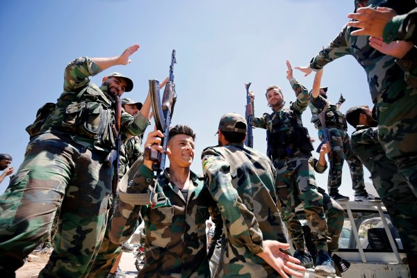 Suriye'de hakimiyet alanlarındaki değişim sürüyor