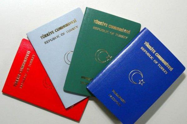 Avrupa'dan yeşil pasaportlulara vize şoku