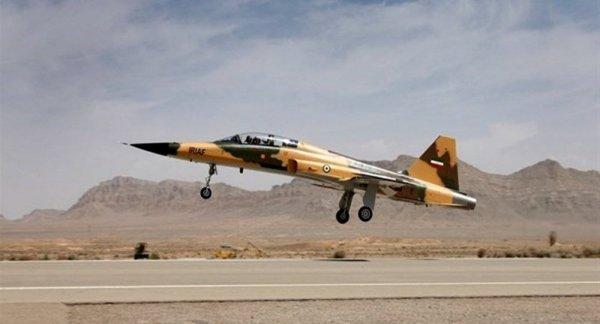 İran yerli uçak üretimine başladı