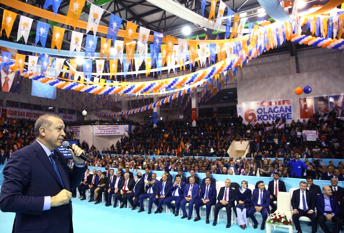 Erdoğan'dan Kılıçdaroğlu'na sert sözler
