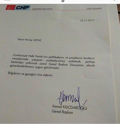 CHP'li Nuray Çepni kentlerin varoşlarıyla konuşacak