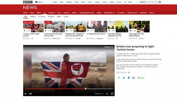 İngiliz BBC, PKK'nın sözcülüğünü yapıyor