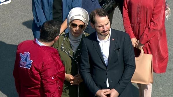 Başkan Erdoğan TEKNOFEST'te