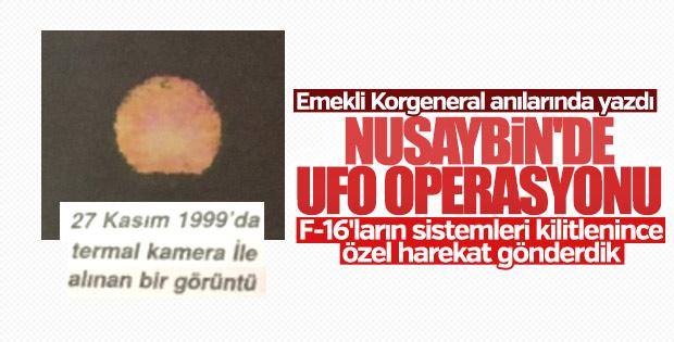 19 yıl sonra ortaya çıkan 'sınırda UFO operasyonu'